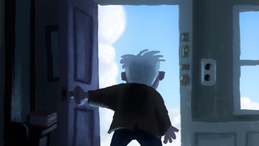 artwork là-haut up disney pixar