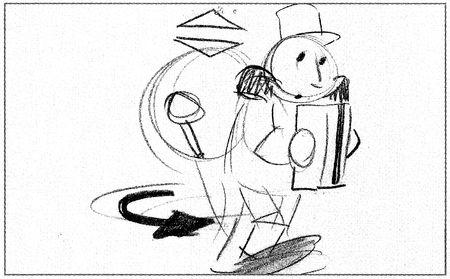 artwork tin toy disney pixar
