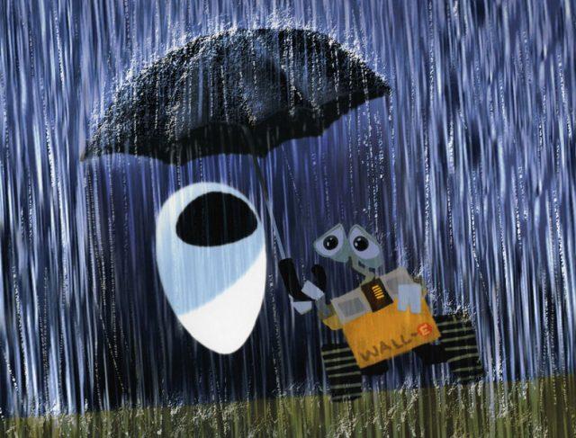 artwork wall-e disney pixar