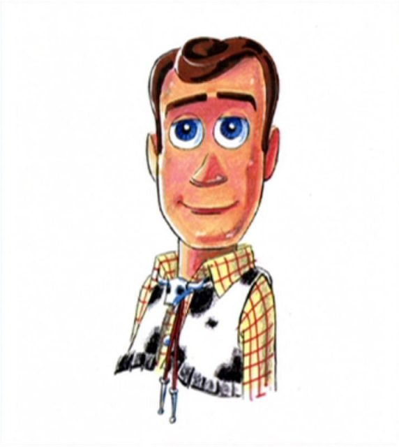 artwork toy story disney pixar