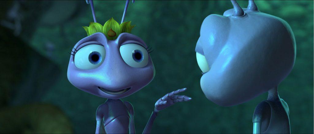 Princesse atta Disney Pixar 1001 pattes a bug's life