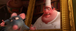 auguste gusteau personnage character pixar disney ratatouille