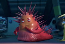 augustus spike jones pixar disney personnage character monstres cie monsters inc