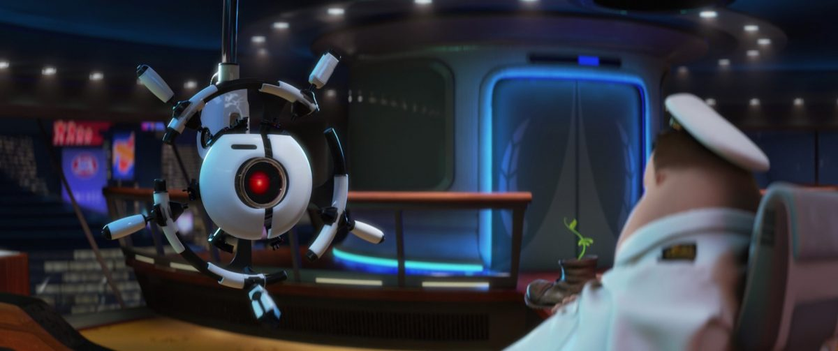 auto personnage character wall-e disney pixar