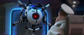 auto pixar disney personnage character wall-e