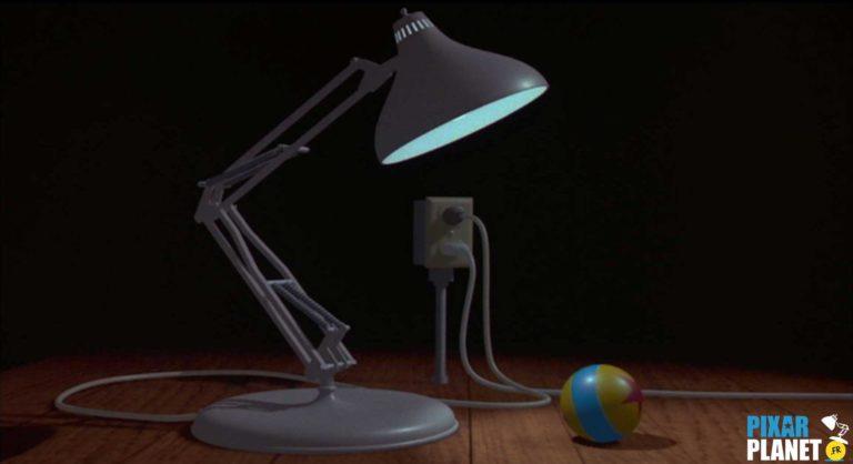 Les apparitions du ballon de Luxo Jr.
