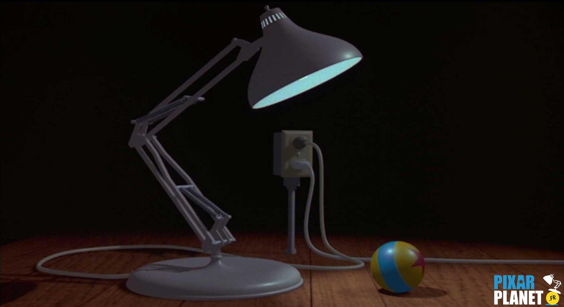 Ballon Ball Luxo Jr Disney Pixar