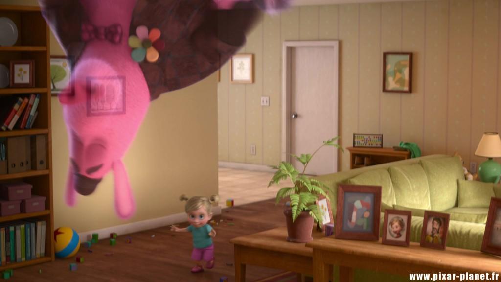 pixar disney vice versa inside out ballon ball luxo