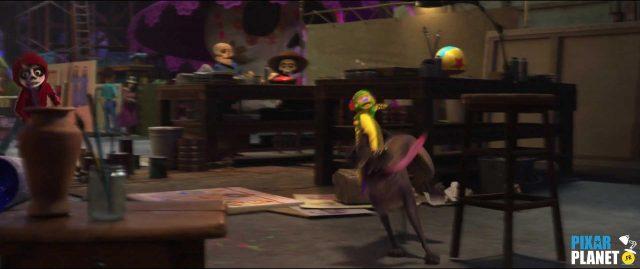 ballon luxo ball disney pixar coco