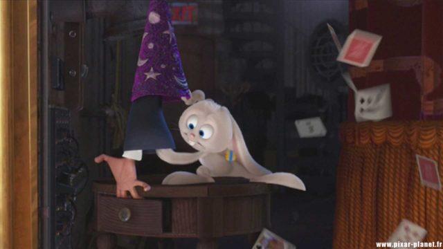 presto Ballon Ball Luxo Jr Disney Pixar