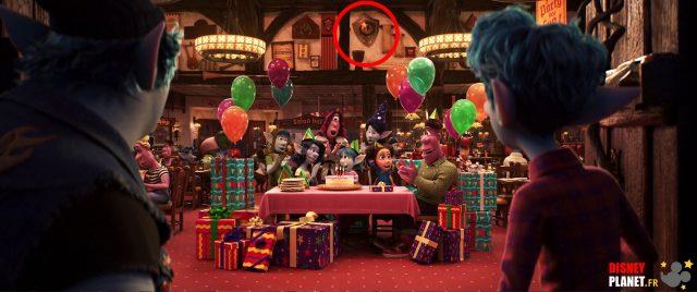 ballon ball luxo en avant onward disney pixar