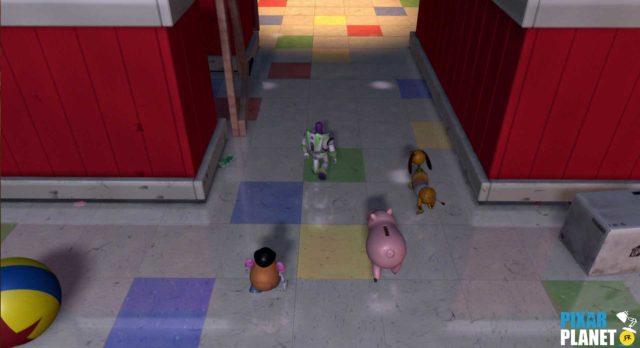 toy story 2 Ballon Ball Luxo Jr Disney Pixar