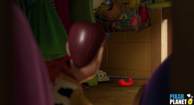 toy story 3 Ballon Ball Luxo Jr Disney Pixar