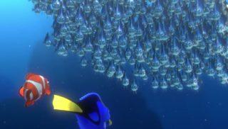 poisson moonfish monde finding nemo disney pixar personnage character