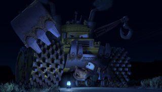 banshee personnage character pixar disney martin lumiere fantome mater ghostlight