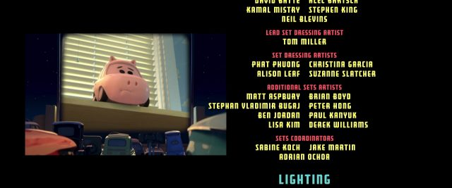 bayonne hamm  personnage character cars disney pixar