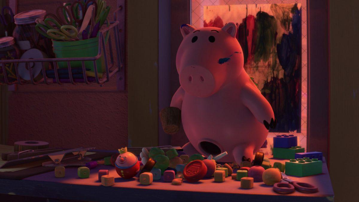 bayonne hamm personnage character disney pixar toy story