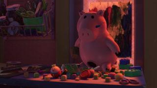 bayonne hamm pixar disney personnage character toy story 3