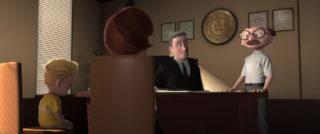 bernie kropp pixar disney personnage character indestructibles incredibles
