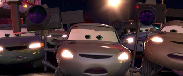bert personnage character cars disney pixar