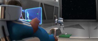 bird-e pixar disney personnage character wall-e