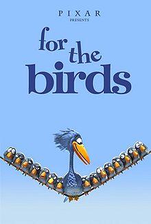 Affiche de Drôles d'oiseaux sur une ligne à haute tension