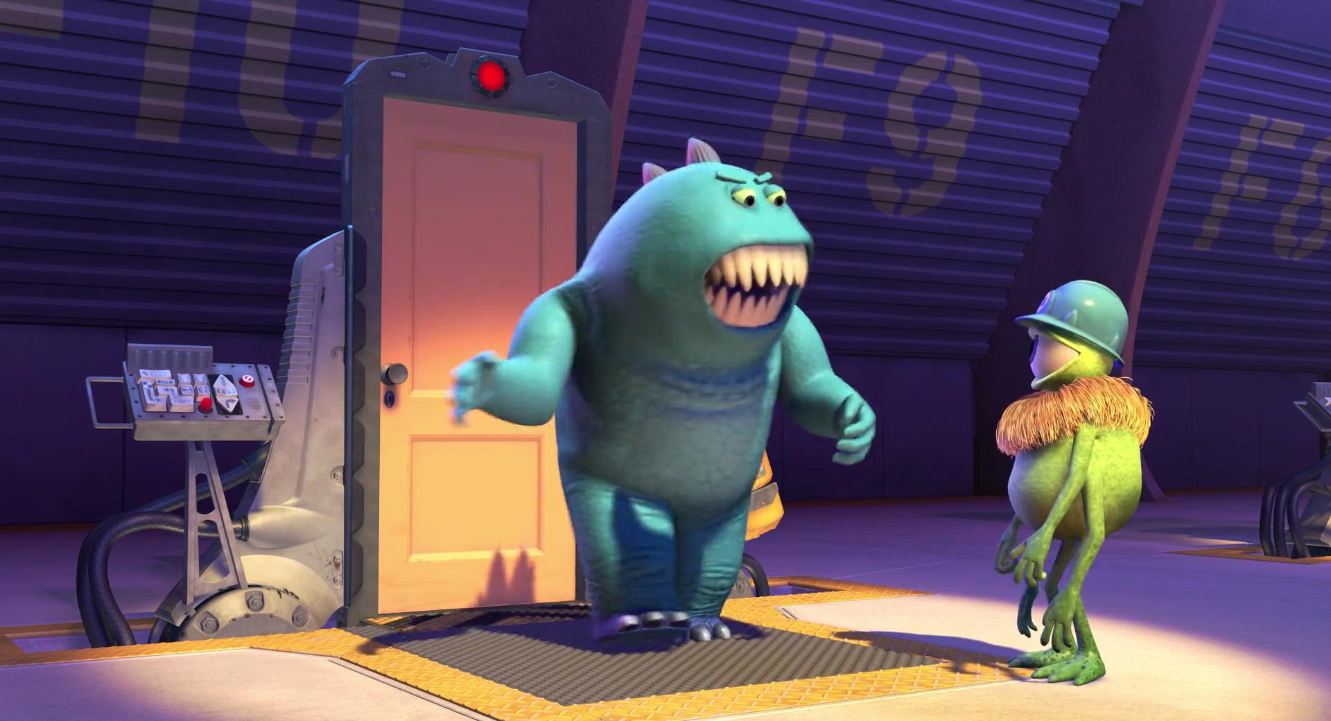 bob peterson personnage dans monstres cie pixar planet fr. Black Bedroom Furniture Sets. Home Design Ideas
