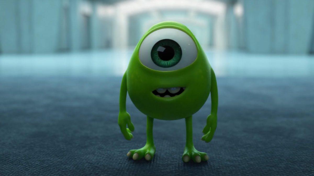 bob razowski university academy personnage character monstres monsters inc cie disney pixar