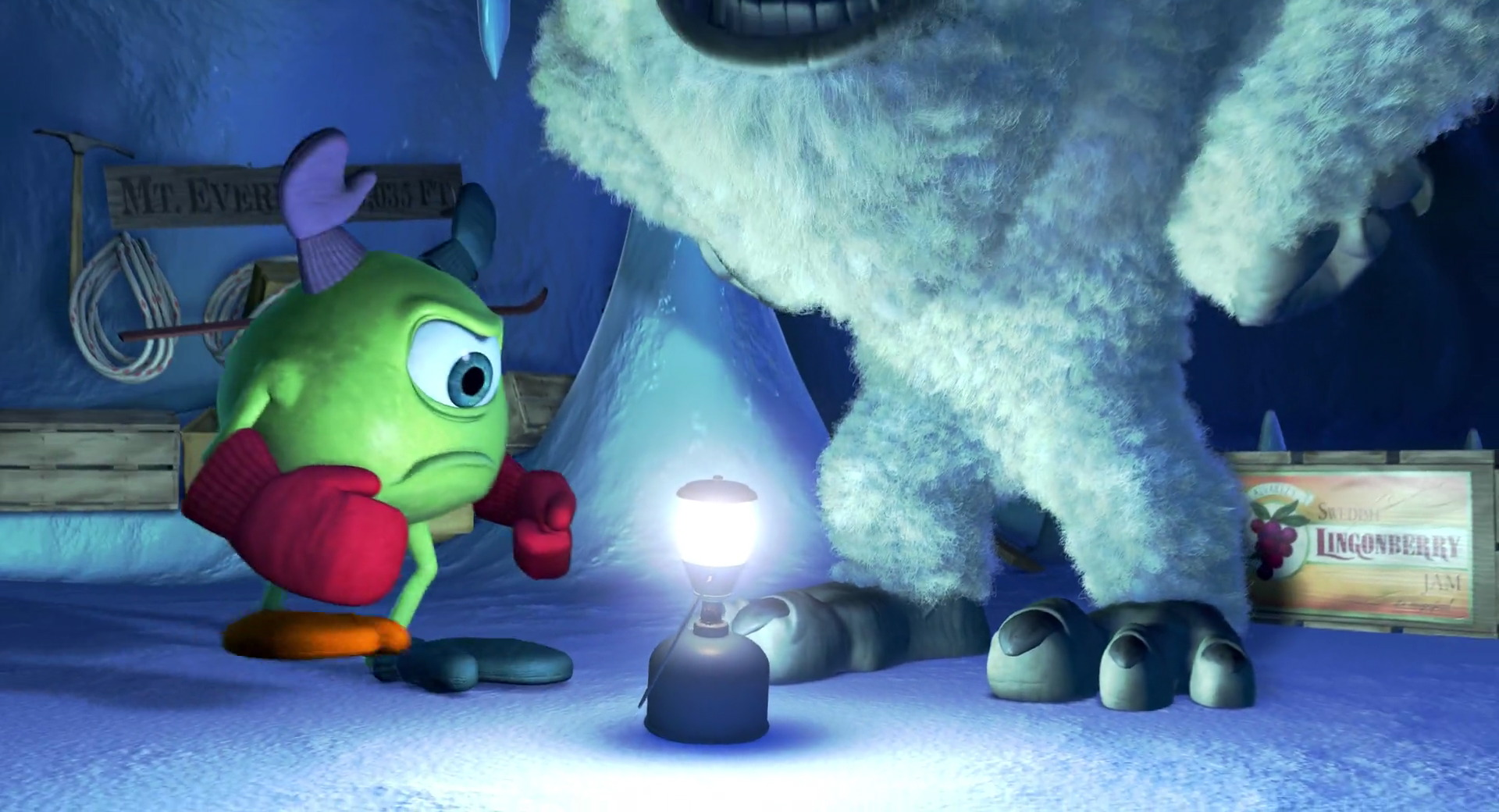 mike wazowski from monsters inc pixar planet fr