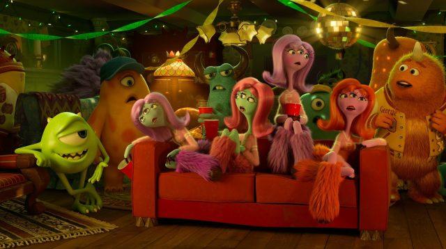 bob razowski party central personnage character monstres monsters inc cie disney pixar