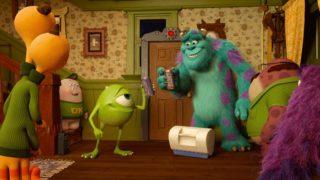 bob razowski mike wazowski personnage character party central pixar disney