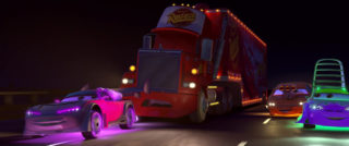 booster    personnage character pixar disney cars