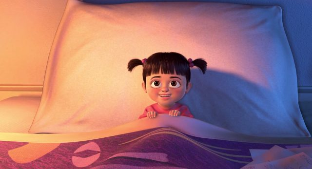 bouh boo personnage character monstres monsters inc cie disney pixar