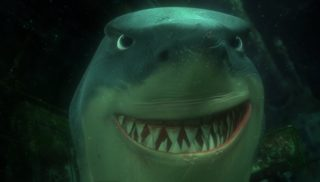bruce monde finding nemo disney pixar personnage character