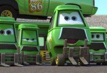 bruiser bukowski personnage character pixar disney cars