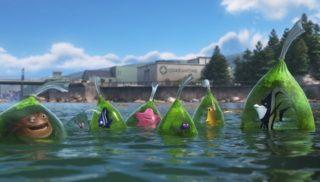 bubbles monde finding dory disney pixar personnage character