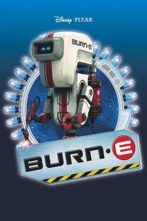 affiche poster burn-e disney pixar