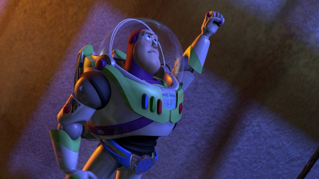 buzz ceinture utility belt personnage character disney pixar