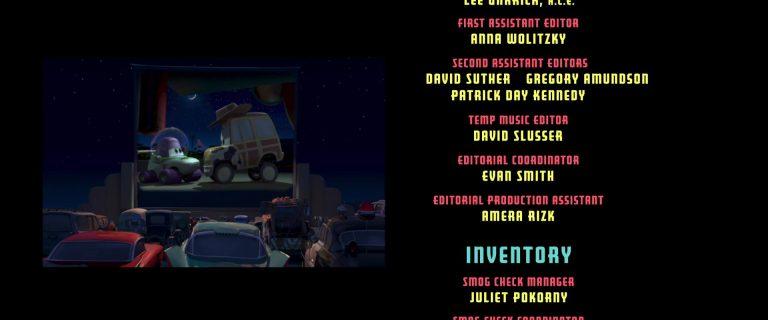 """Buzz Light Car, personnage dans """"Cars""""."""