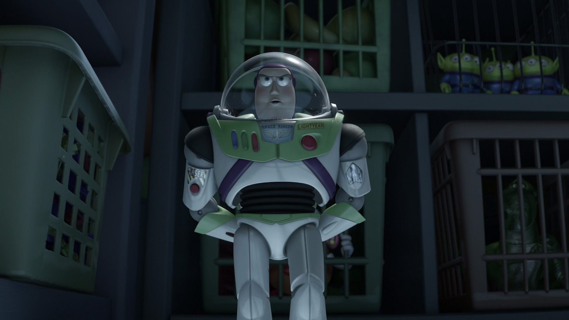 Buzz Lightyear Character From Toy Story Pixar Planet Fr