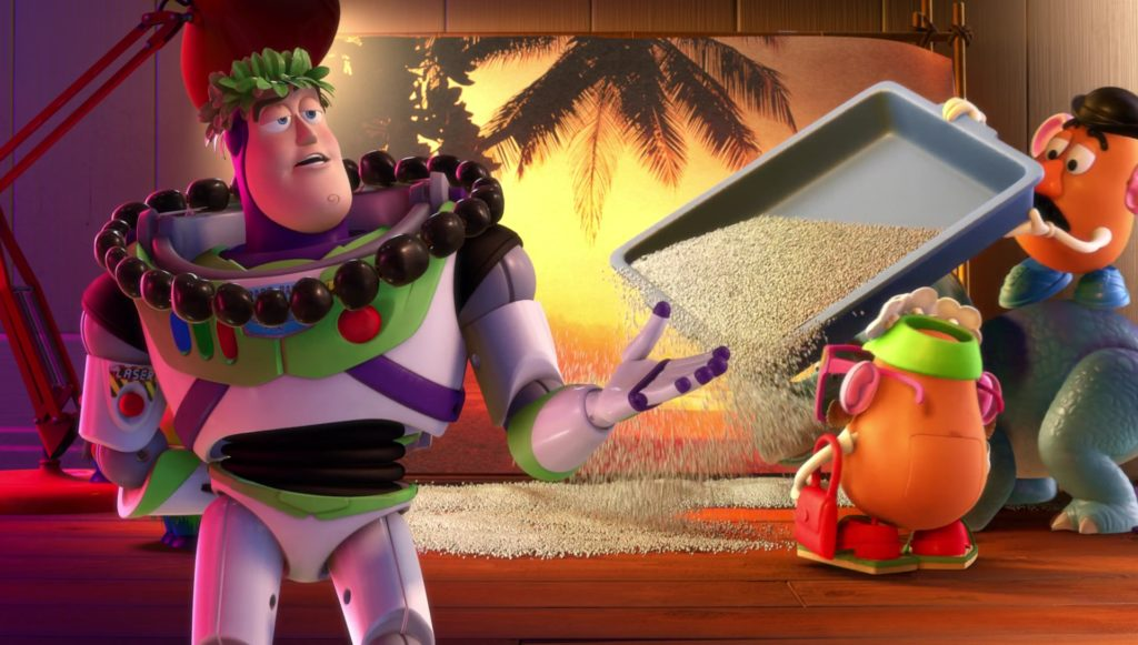 buzz personnage character pixar disney toy story toons hawai vacances
