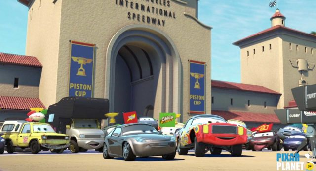 cars camion truck pizza planet disney pixar
