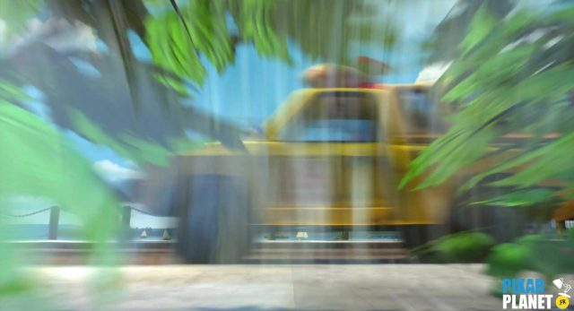monde nemo finding camion truck pizza planet disney pixar