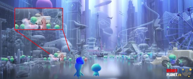 camion truck pizza planet disney pixar easter egg