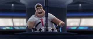 capitain captain b mccrea pixar disney personnage character wall-e