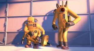 cda pixar disney personnage character monstres cie monsters inc