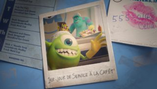 celia mae pixar disney personnage character monstres academy monsters university