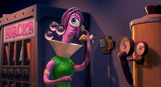 cela mae pixar disney personnage character monstres cie monsters inc