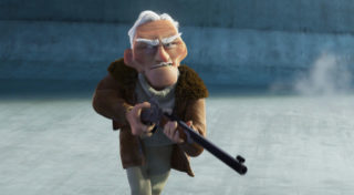 charles muntz personnage character pixar disney là-haut up