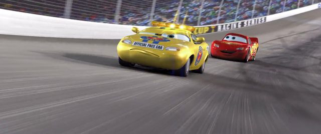 charlie checker personnage character cars disney pixar